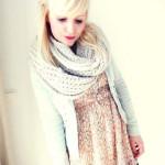 Mädchen Kleid.