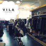 Im Showroom von Vila.