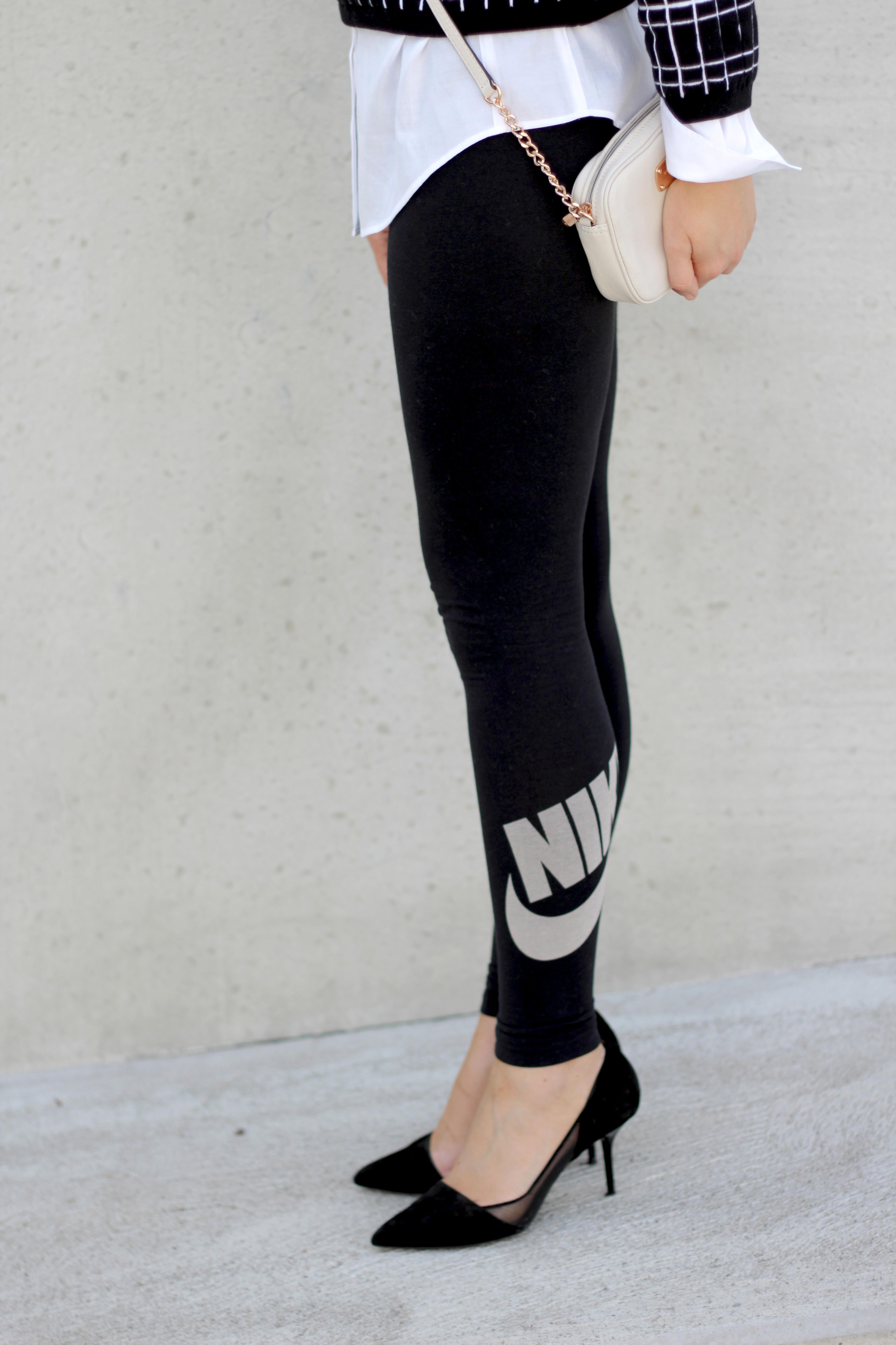 Smuk Sie trägt Nike und findet es verdammt gut! - zukkermädchen RA-64