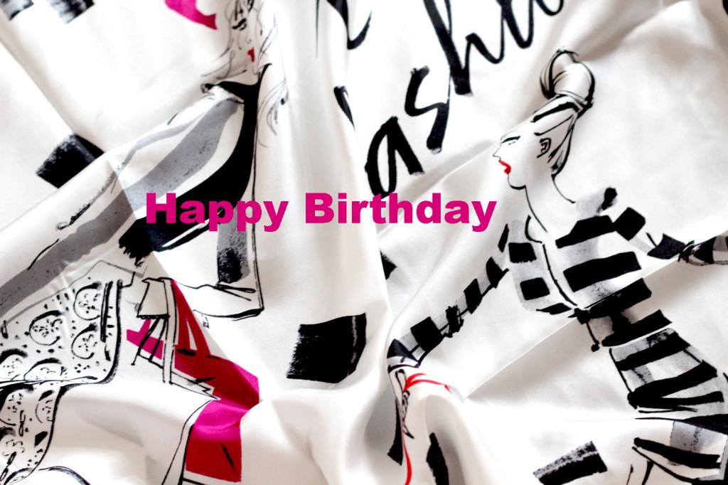 Happy Birthday Gewinnspiel