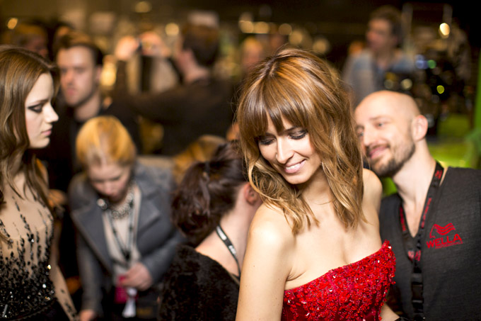 Backstage Style Night Michalsky