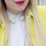 Der gelbe Blazer