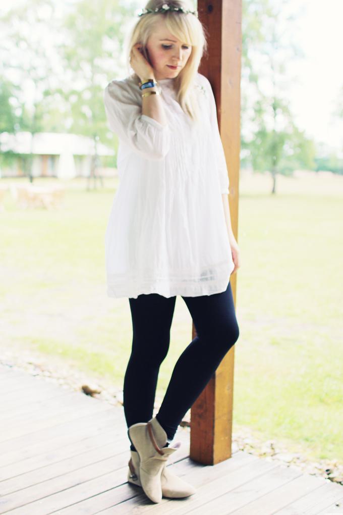 Sloggi Festival Girl Outfit