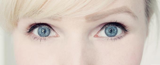 Test Farblinsen von Lensspirit