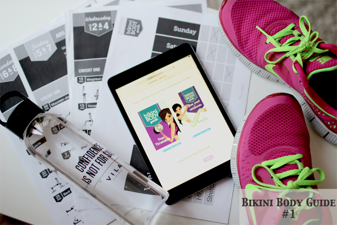 Bikini Body Guide by Kayla Itsines
