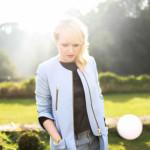 The light blue coat story