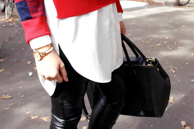 Black & Red in Paris