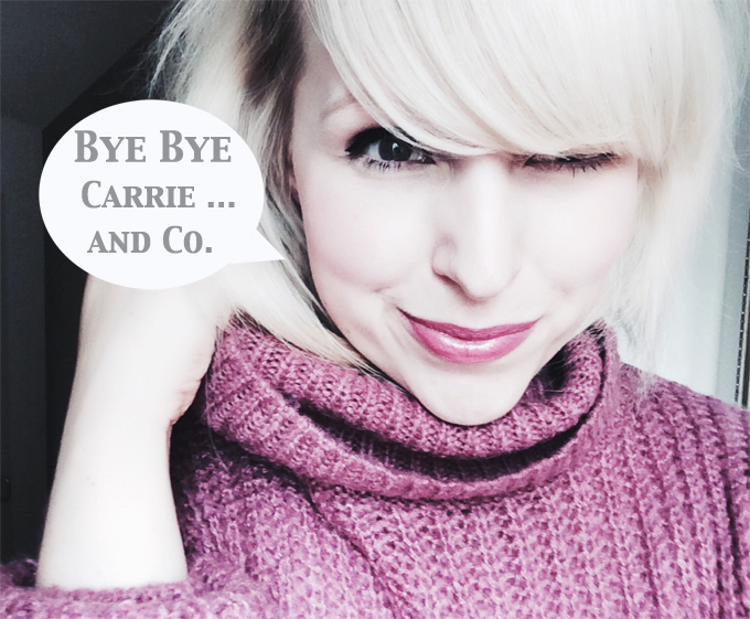 Bye Carrie, Blake … und Co.