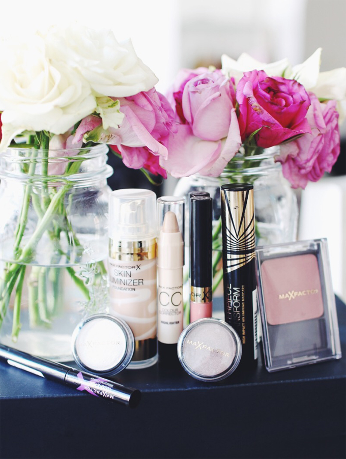 Modern Icon Look mit Max Factor