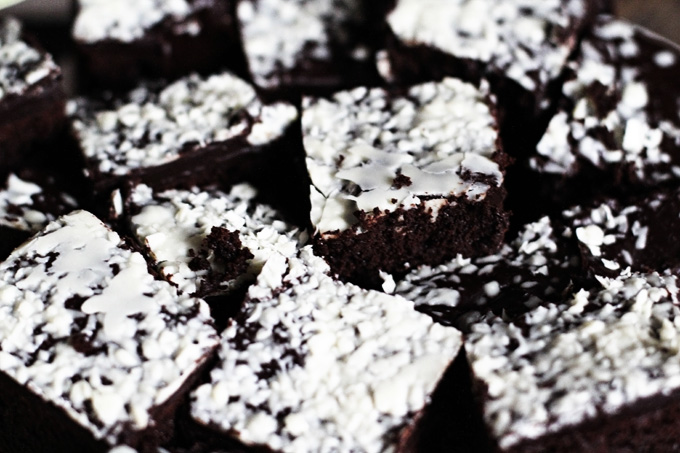 Death by choclate Brownie