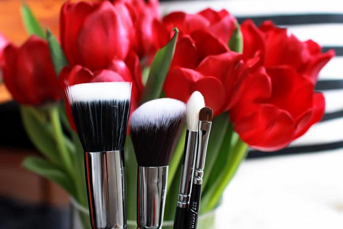 Beauty: Schminken bei trockener Haut