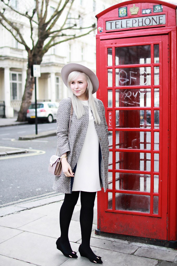 London Outfit Feeling