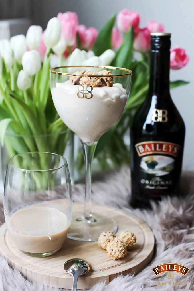 #Food Baileys Mousse