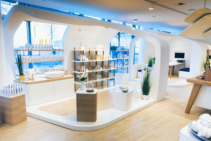 Dove Store Opening