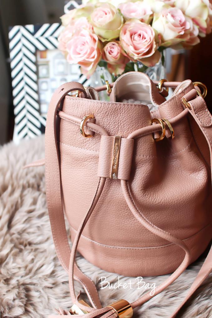 Love Story Bucket Bag