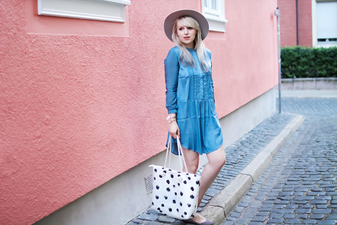 Hallo summer in the city outfit