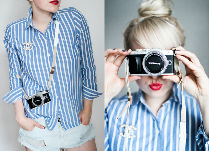 Ready for: Olympus Pen Fashion Photo Gallery