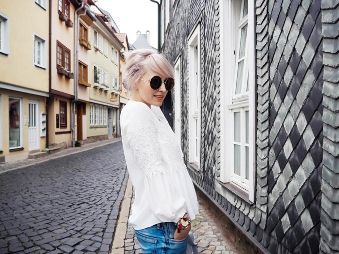 Monday Hippie Boho Outfit