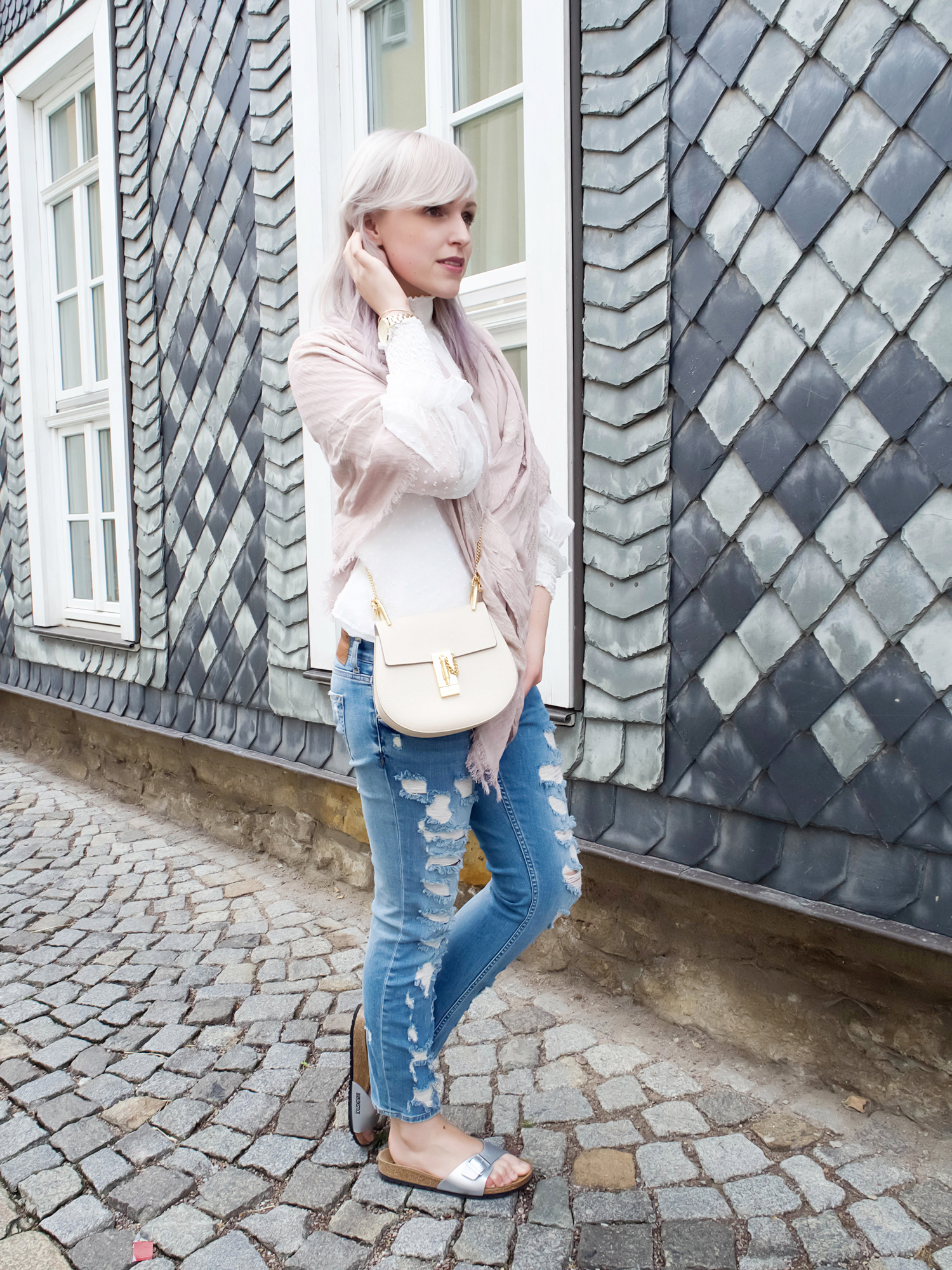 My Weekend Outfit with Roeckl