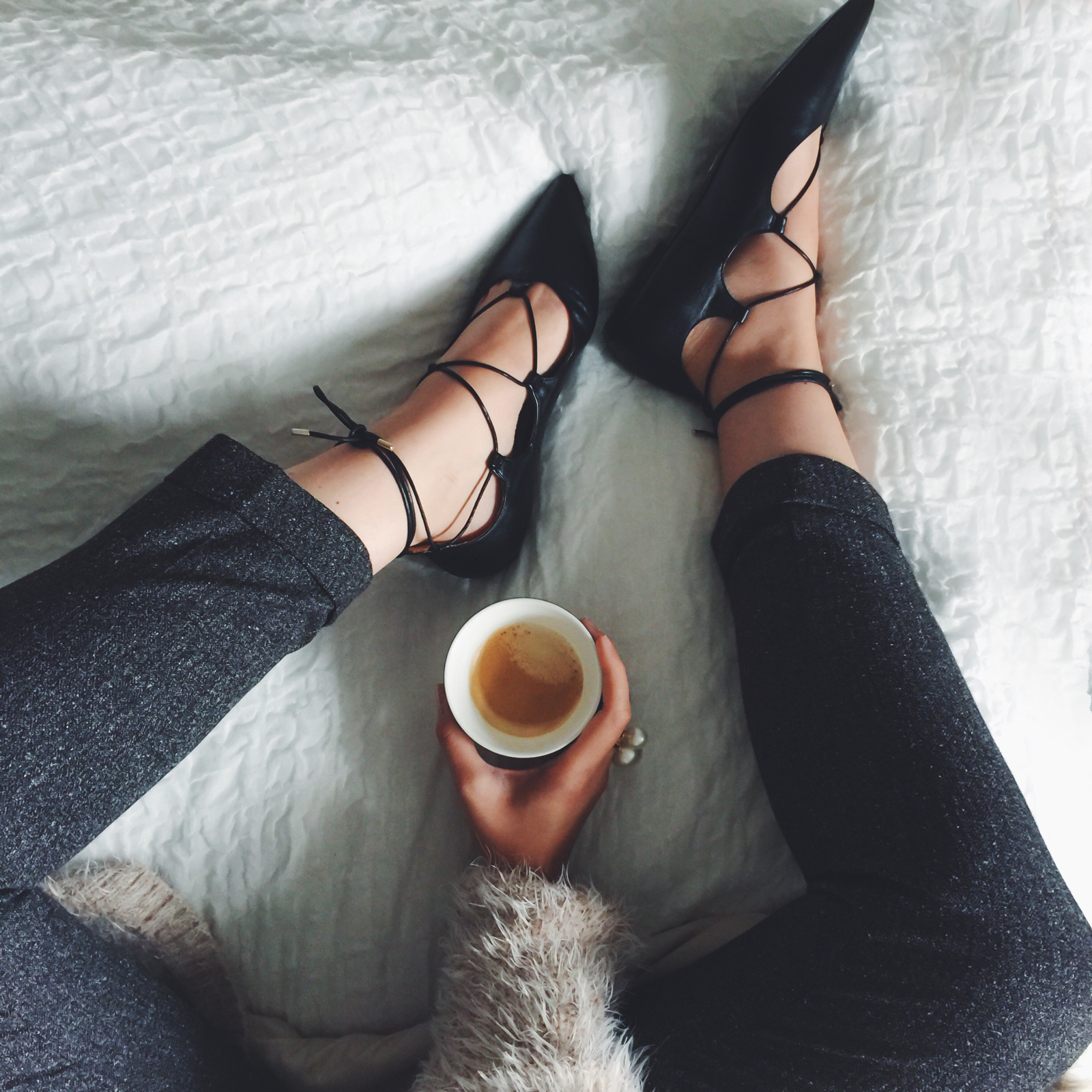 Coffee & Shoes