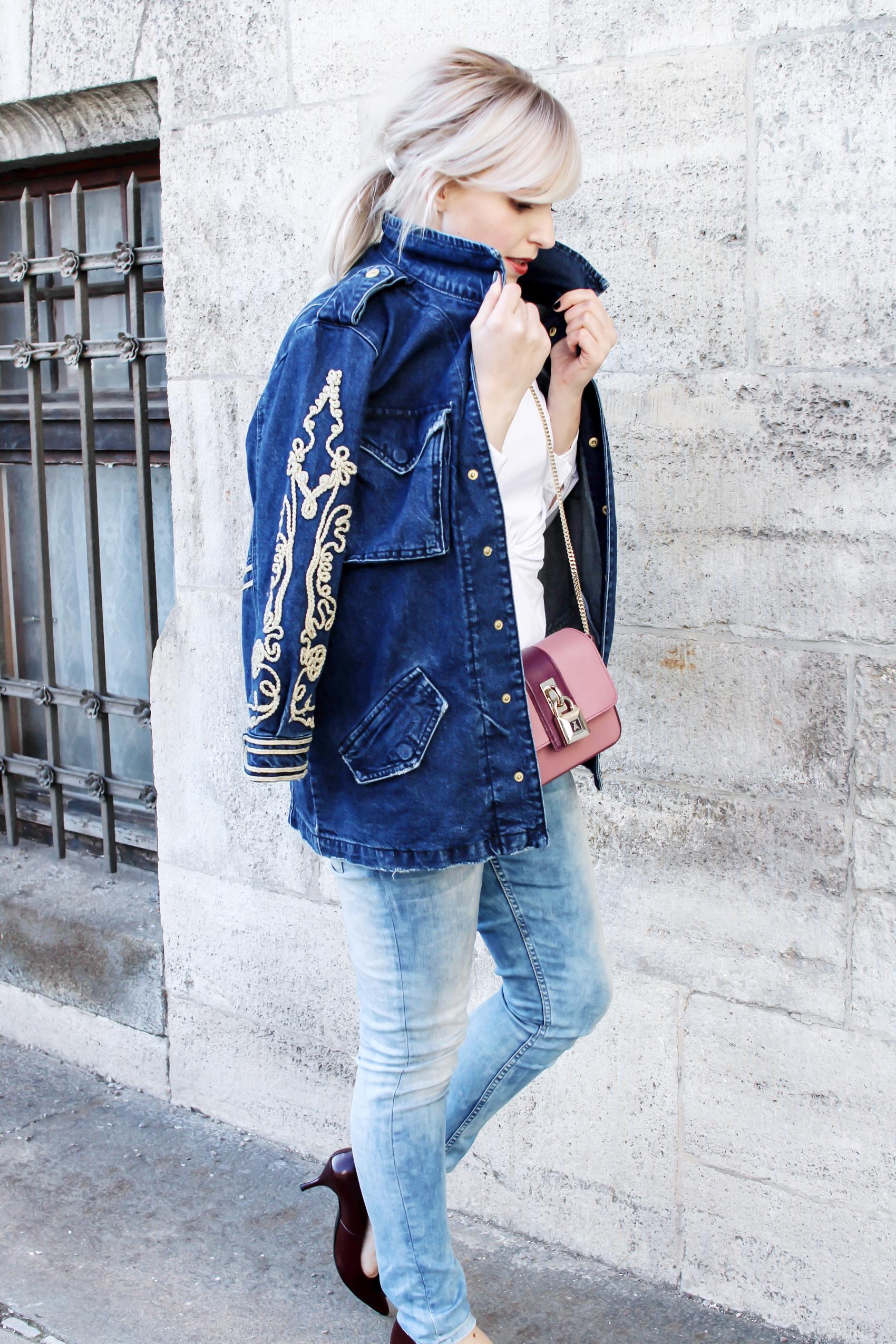 Denim Jacket Revival by Mango