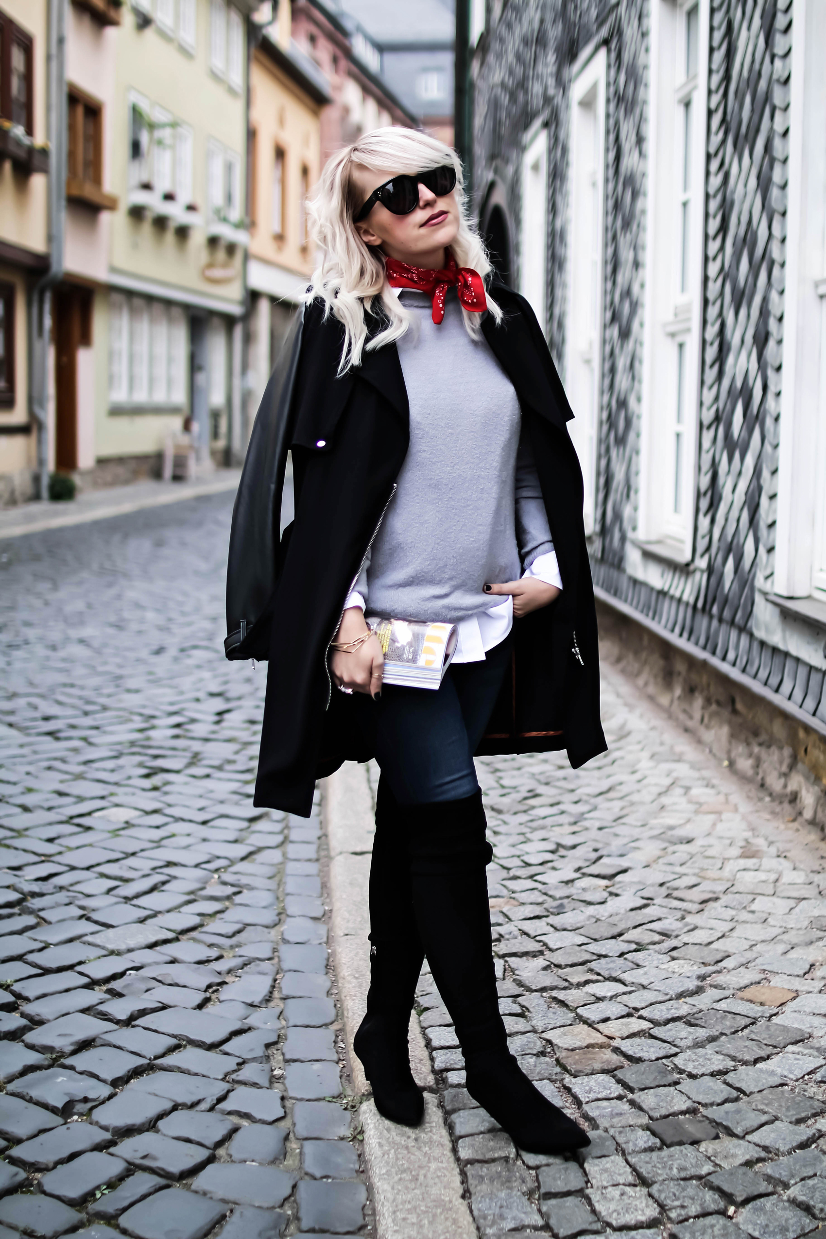 Fashion Thoughts in Overknees