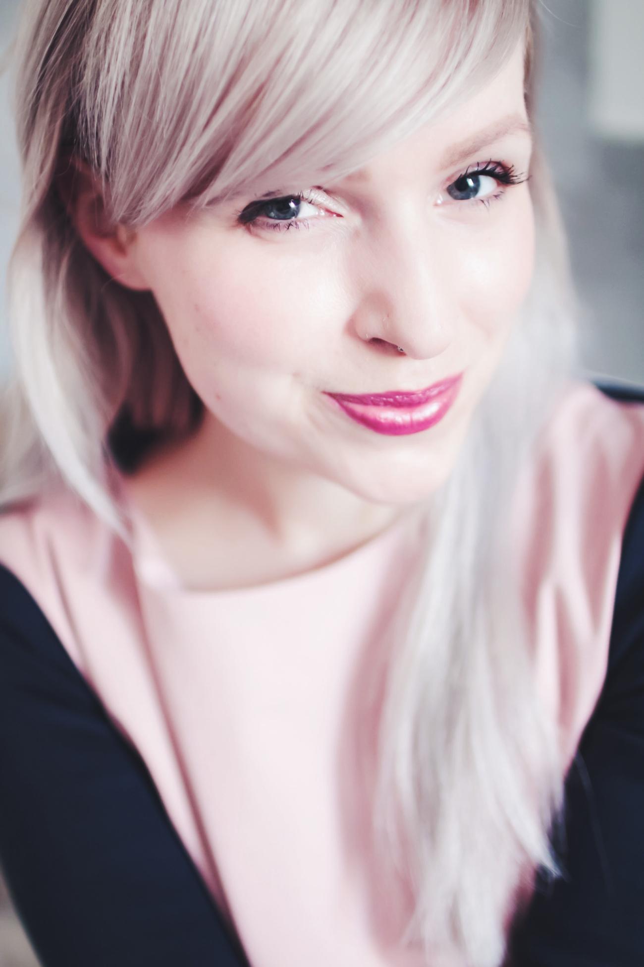 BeautyTalk / Melanie Schoene by Max Factor
