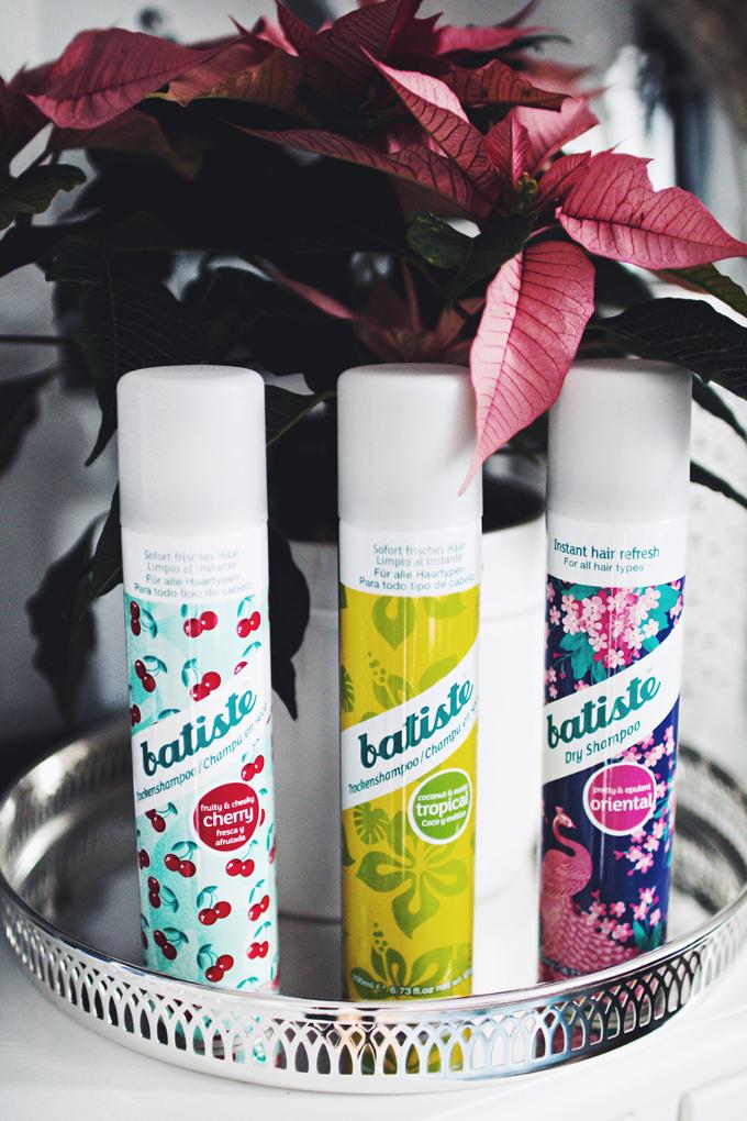 I'm your Batiste Dry shampoo Ambassador