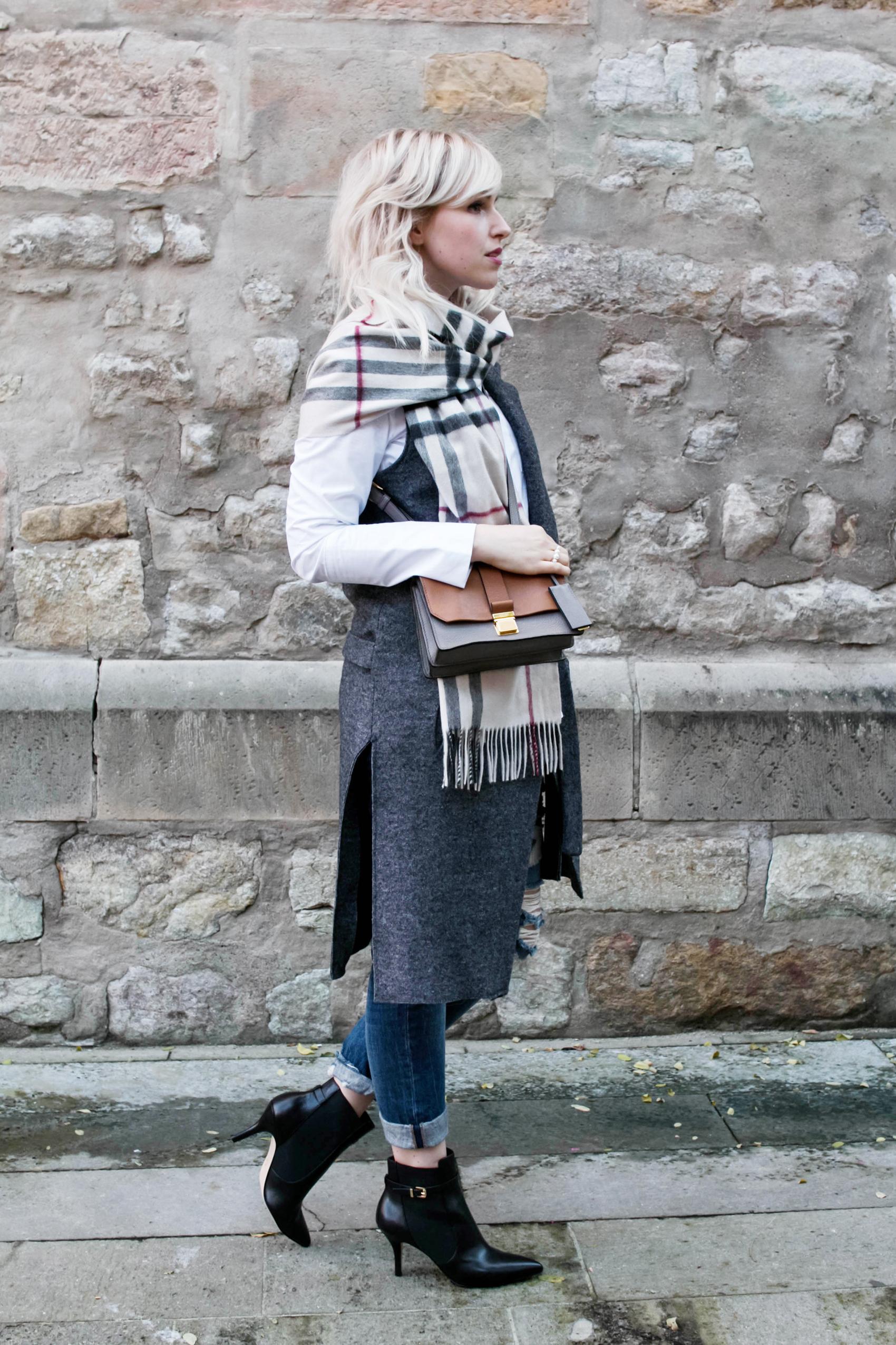 November Outfit with miu miu