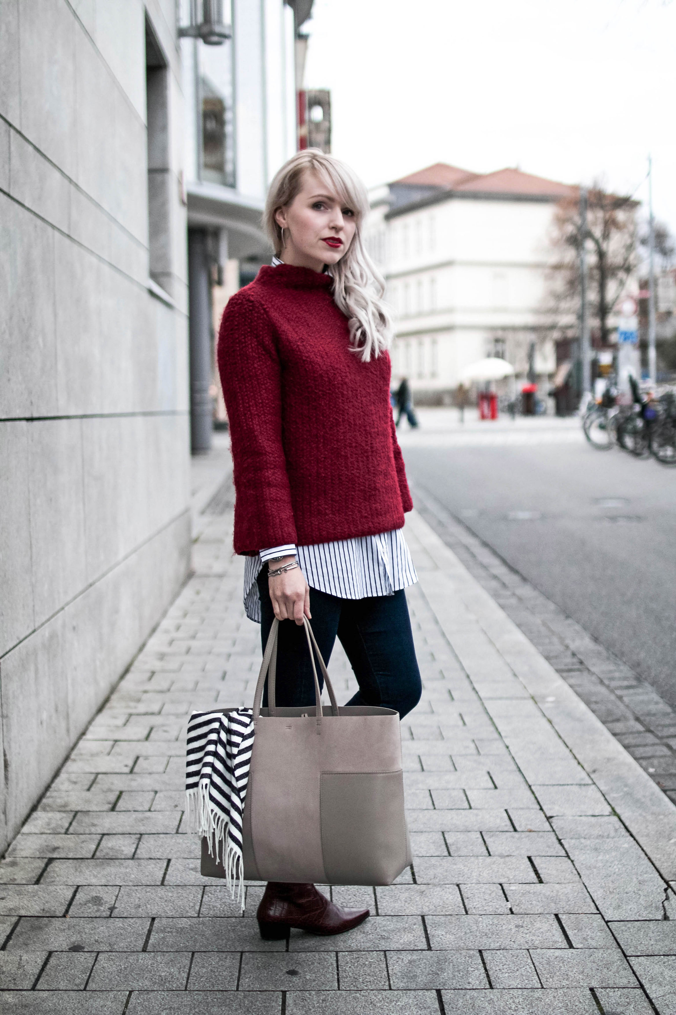 Weekend look with fossil