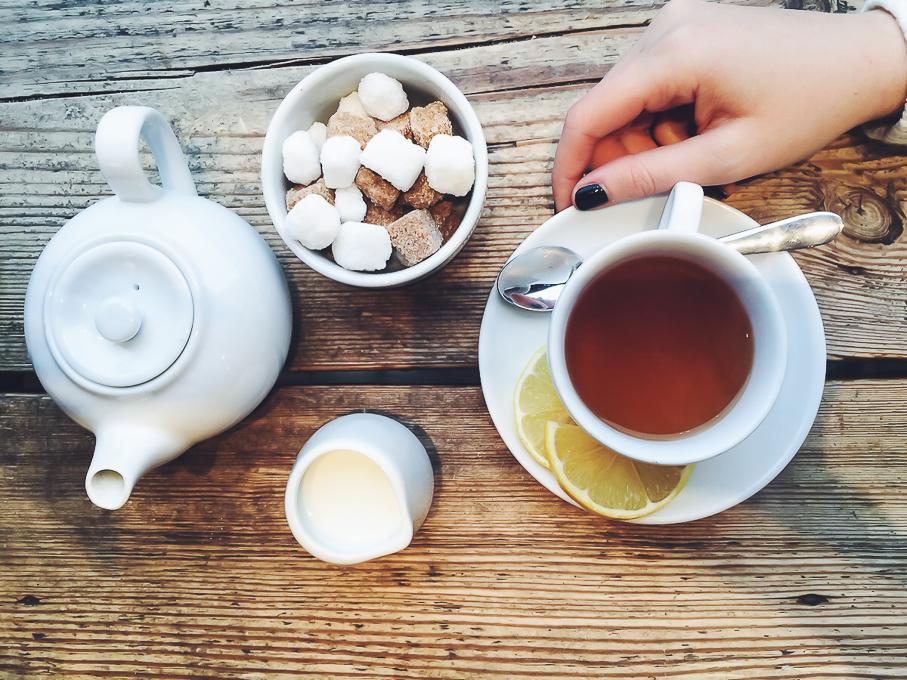 3 spots for a coffee & food break in glasgow