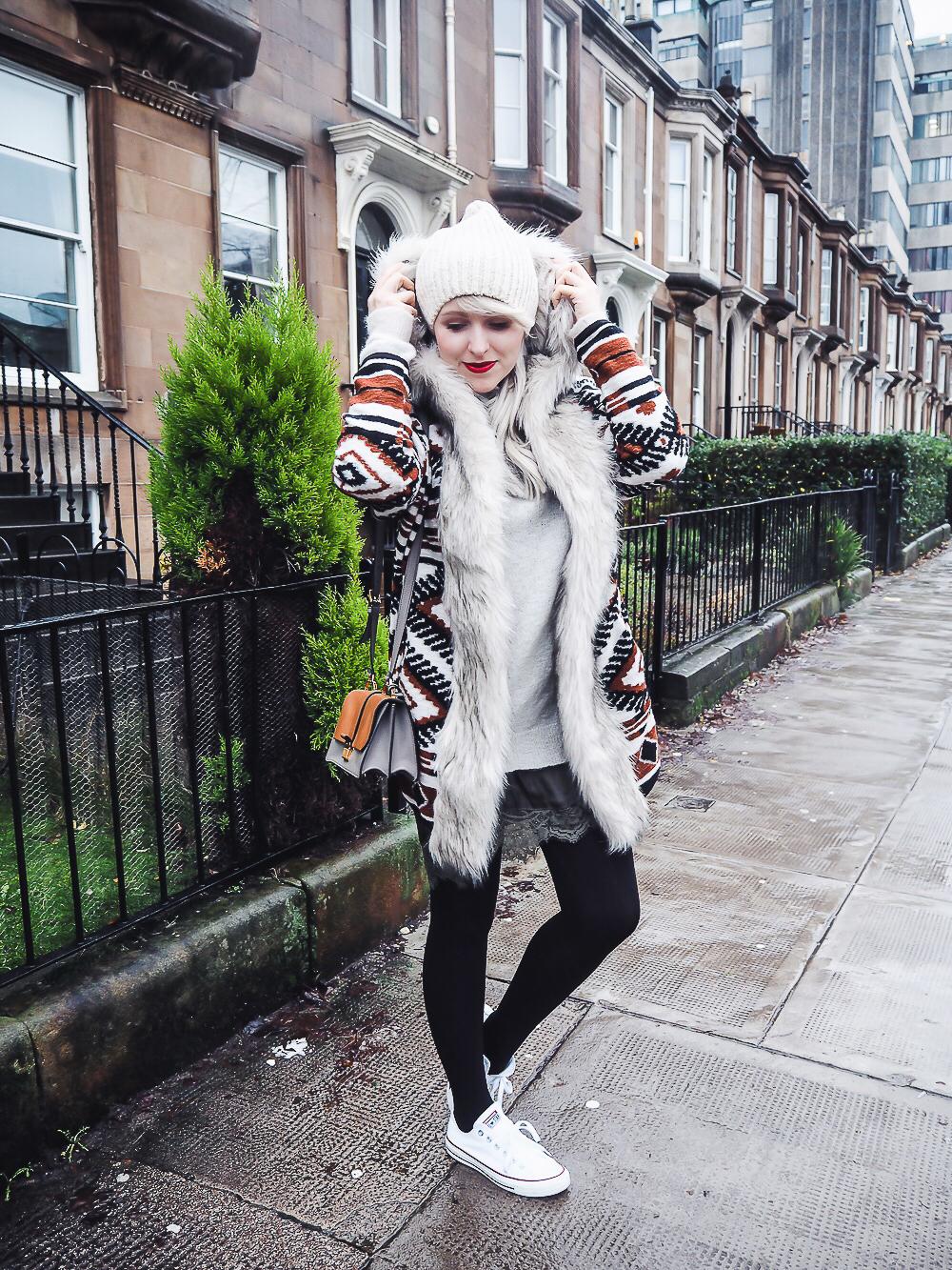 Wearing IR in Glasgow