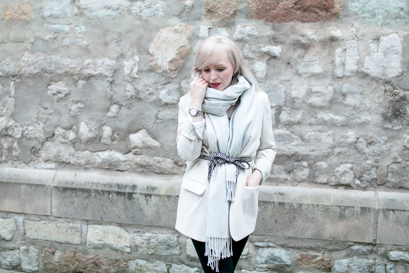 cold days ootd