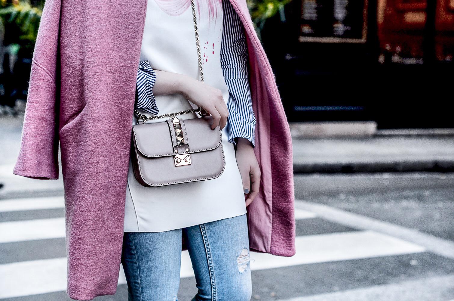 Glam Rock Rockstud Tasche Valentino