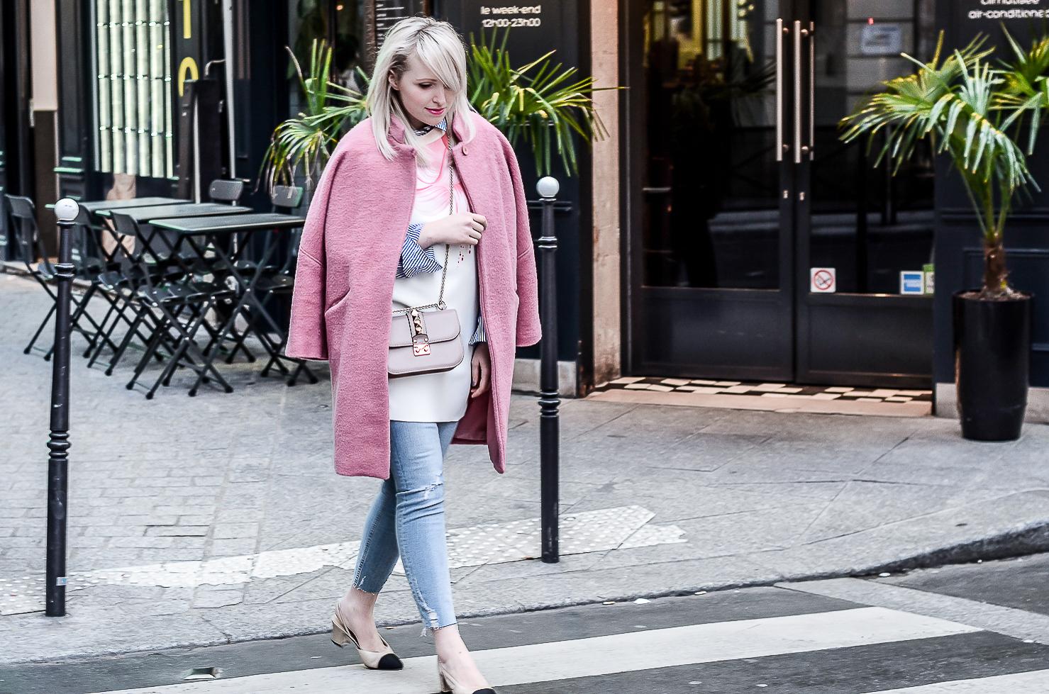 Streetstyle Longchamp #pfw