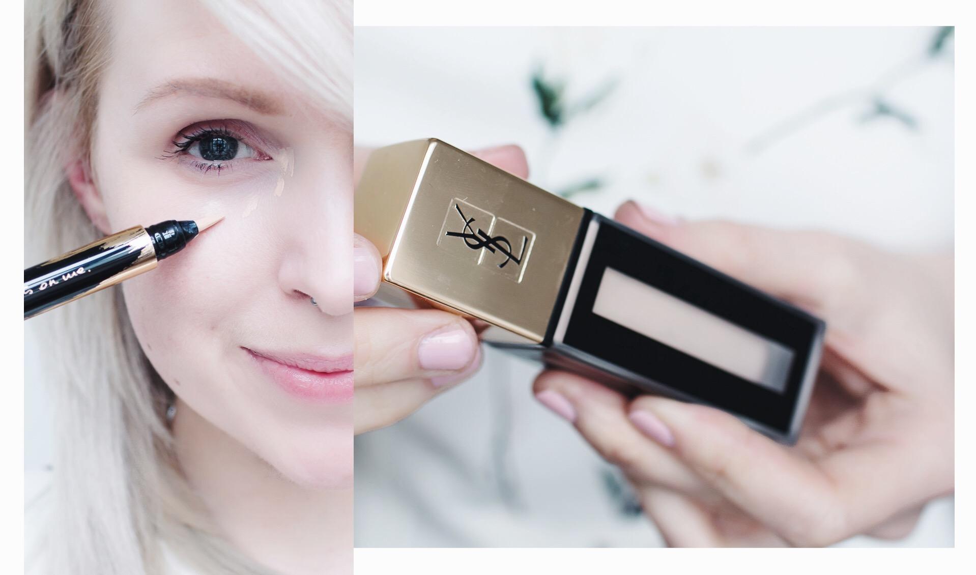 YSL soft Boho spring Make-up