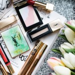 YSL soft Boho spring Make-up
