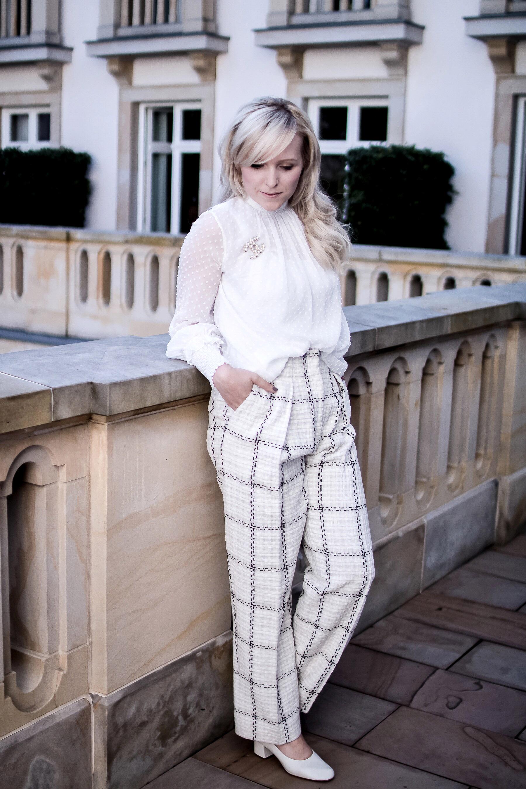 Ein sehr klassisches Outfit