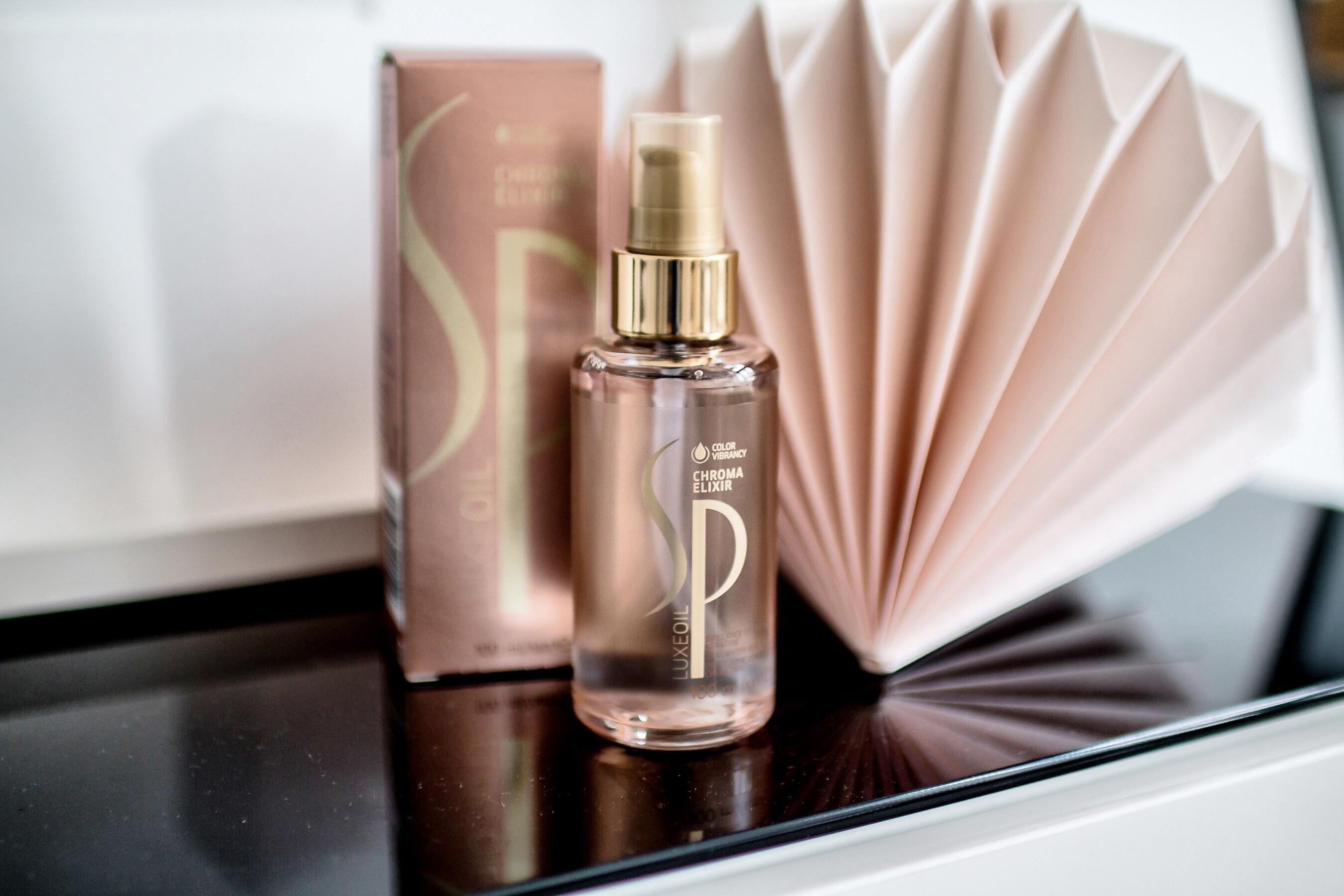 SP Chroma Elixir- Haaröl-Haarpflege