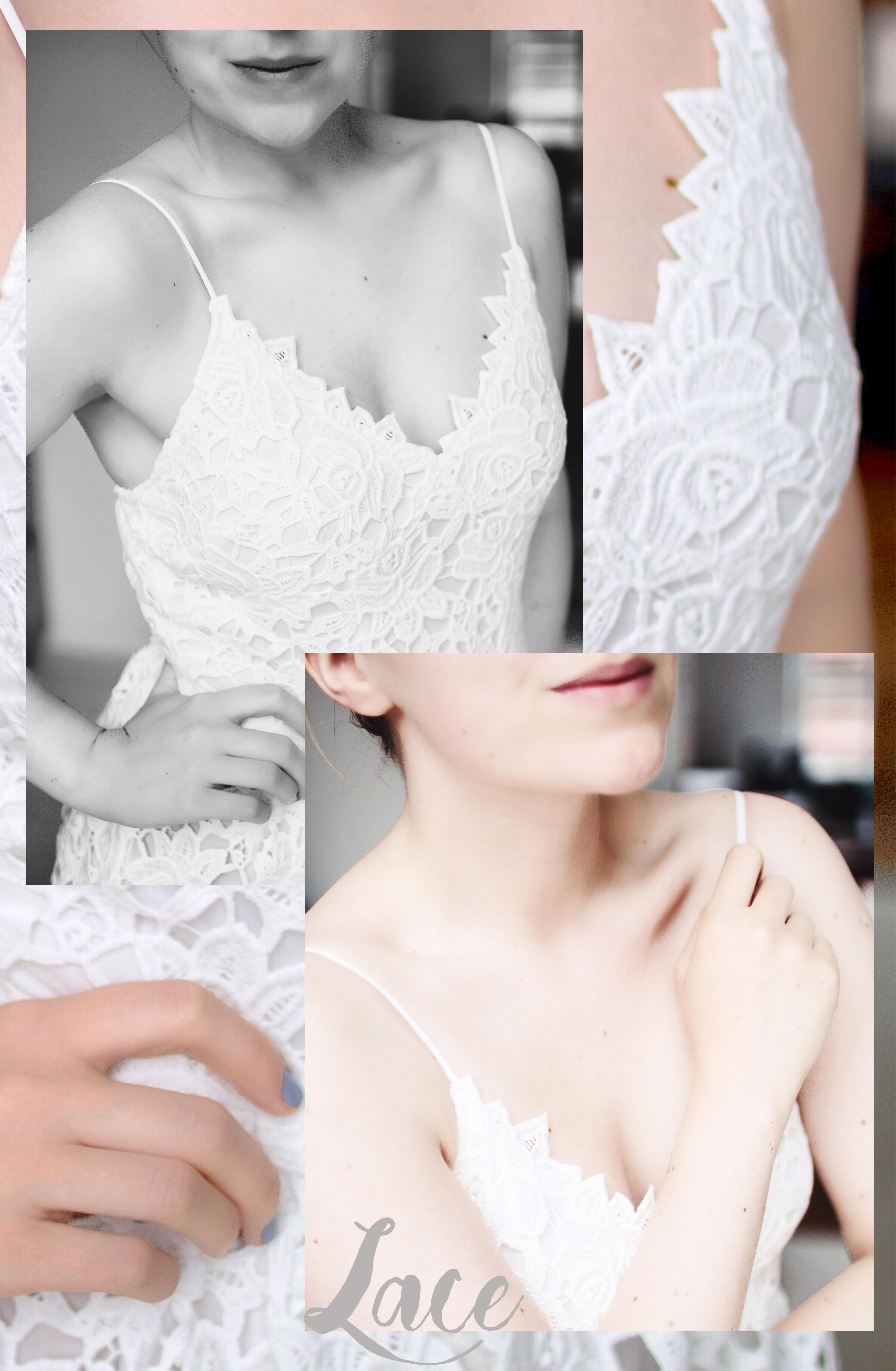 Fashion_zukkermaedchen_weiße_Spitzenkleid_lace