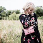 countryside // Flowerdress by zara