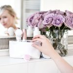 facial cleansing // Gesichtsbürste