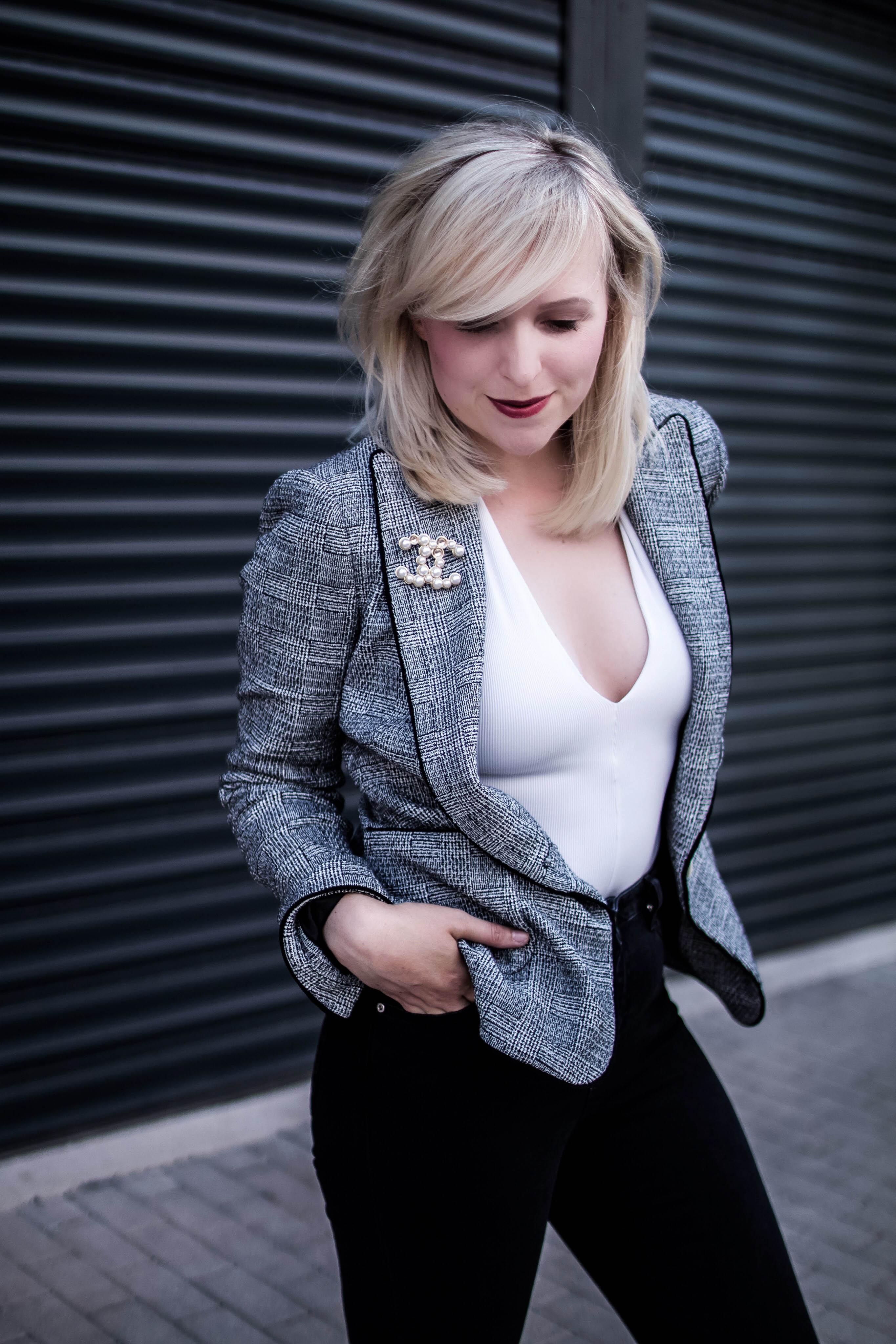 zara_blazer_chanel_casual_office_jeans_zukkermaedchen