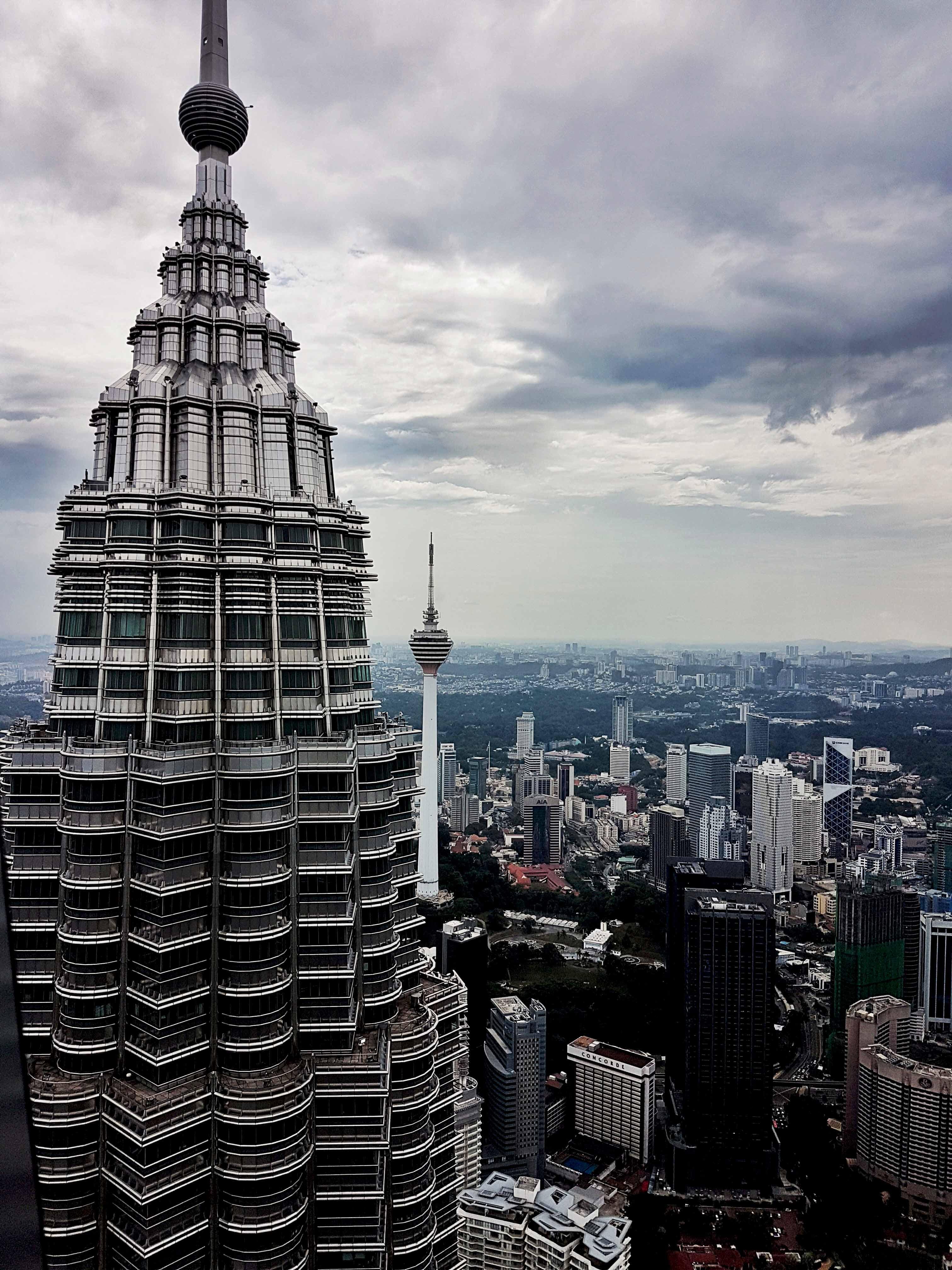 Erste Reise nach Malaysia in die Hauptstadt Kuala Lumpur