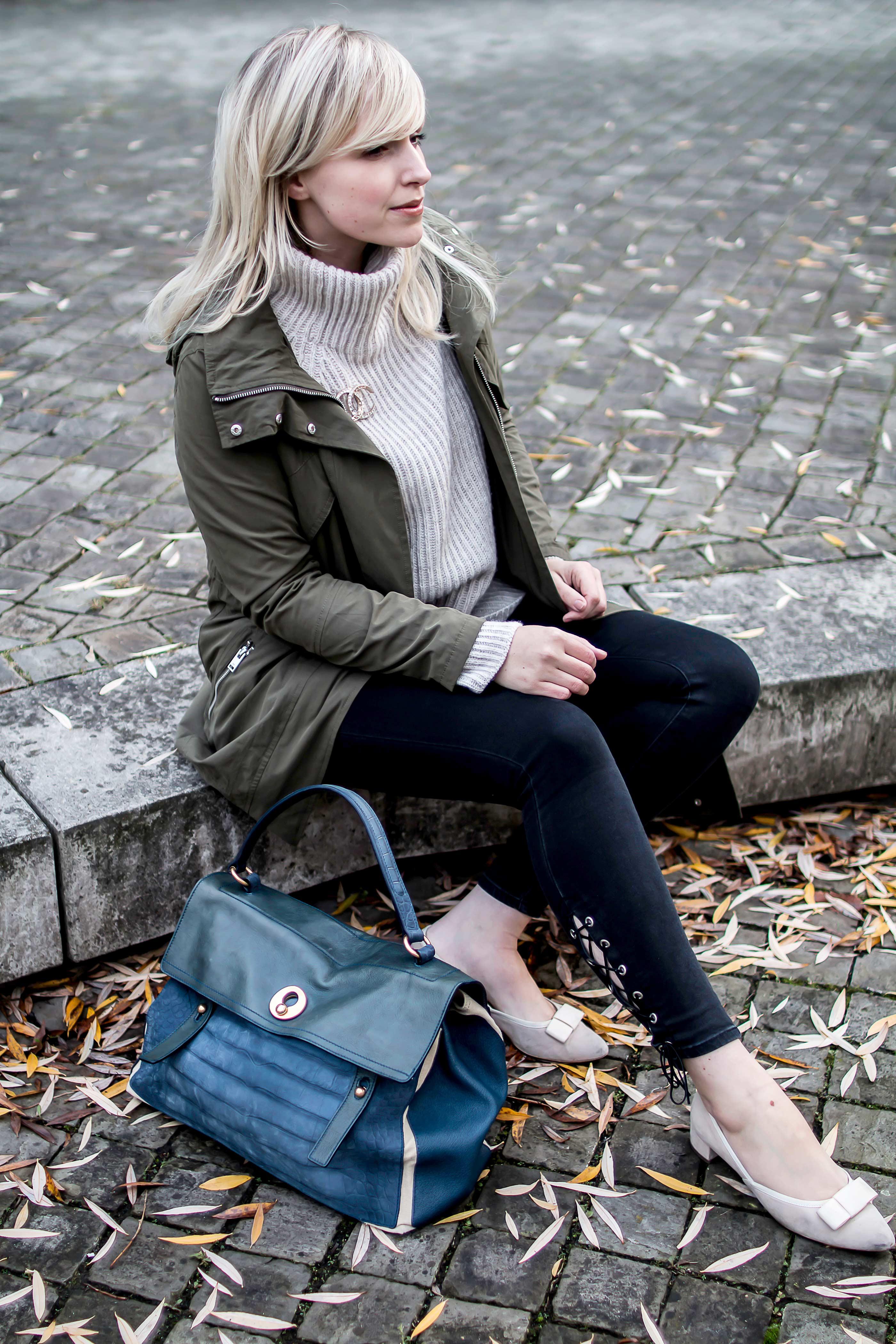 parka_navy_gruen_mango_ysl_vintage_herbst_outfit
