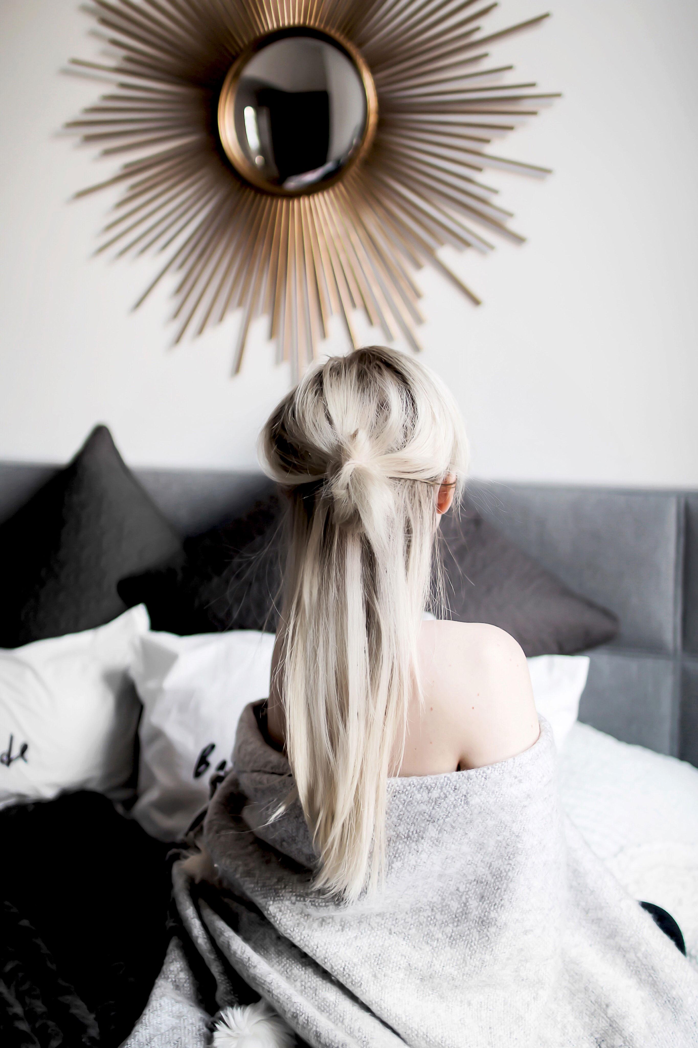 beauty op verschoenern schummeln lange haare extensions