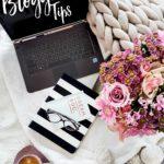 Blogger Tips: 5 Notebook blogger essentials