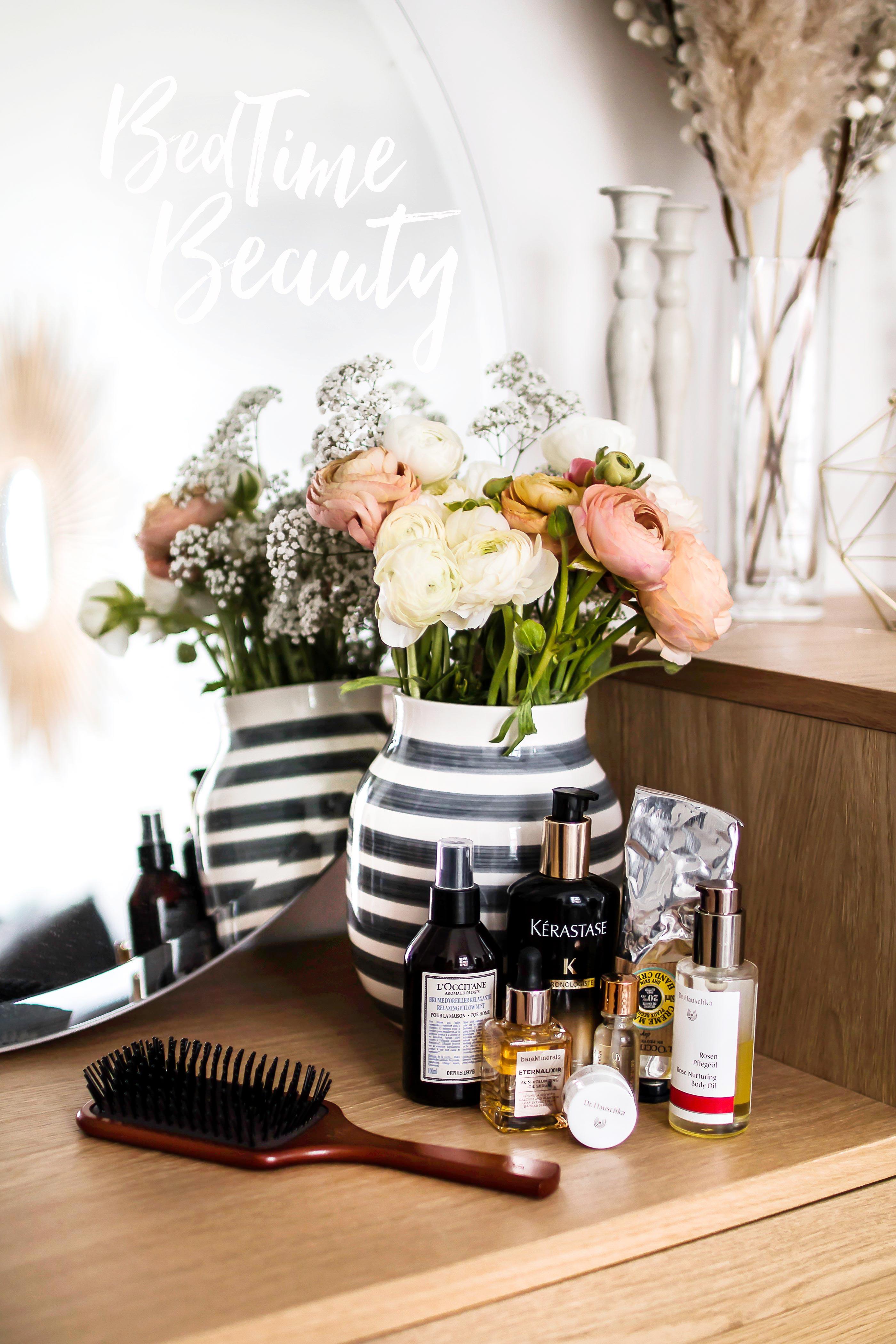 abendroutine bei bloggern zukkermaedchen Beauty tipps