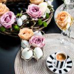 5 Minute DIY: Die perfekte Oster Tischdekoration