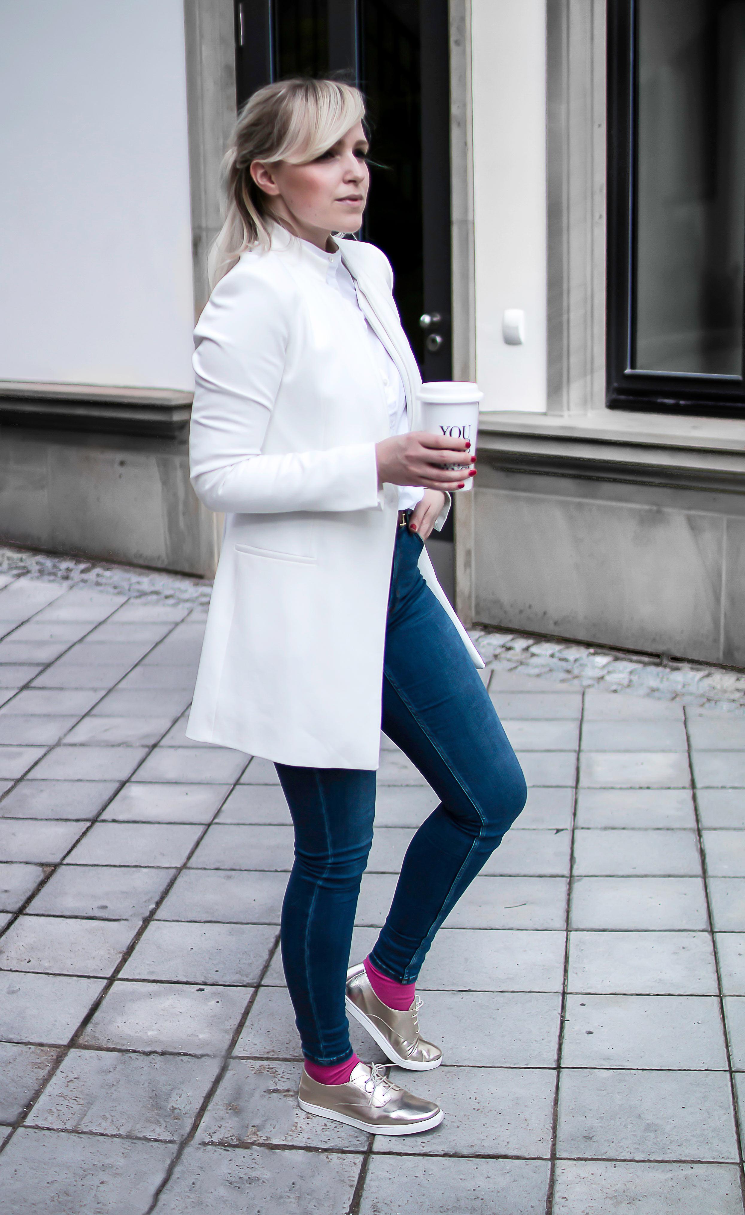Jeans Look Alltagslook aufpeppen Streetstyle Erfurt